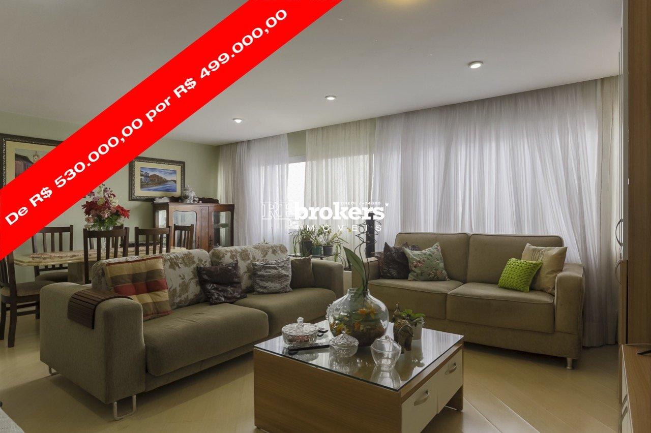 Apartamento com 4 dormitórios à venda em Curitiba, no bairro Alto da Glória