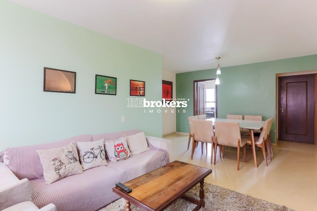 Apartamento com 3 dormitórios à venda em Curitiba, no bairro Bigorrilho