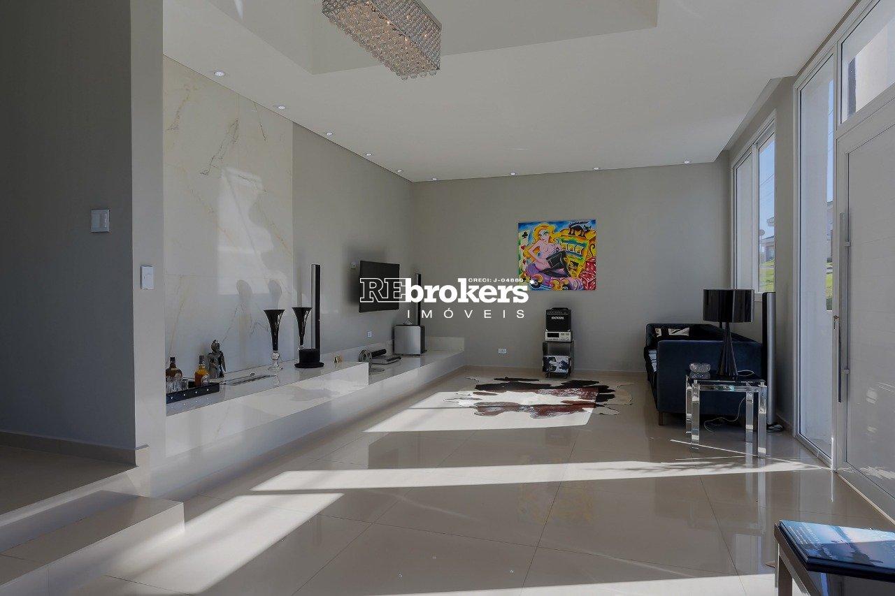 Casa em condomínio com 4 dormitórios à venda em Curitiba, no bairro Abranches
