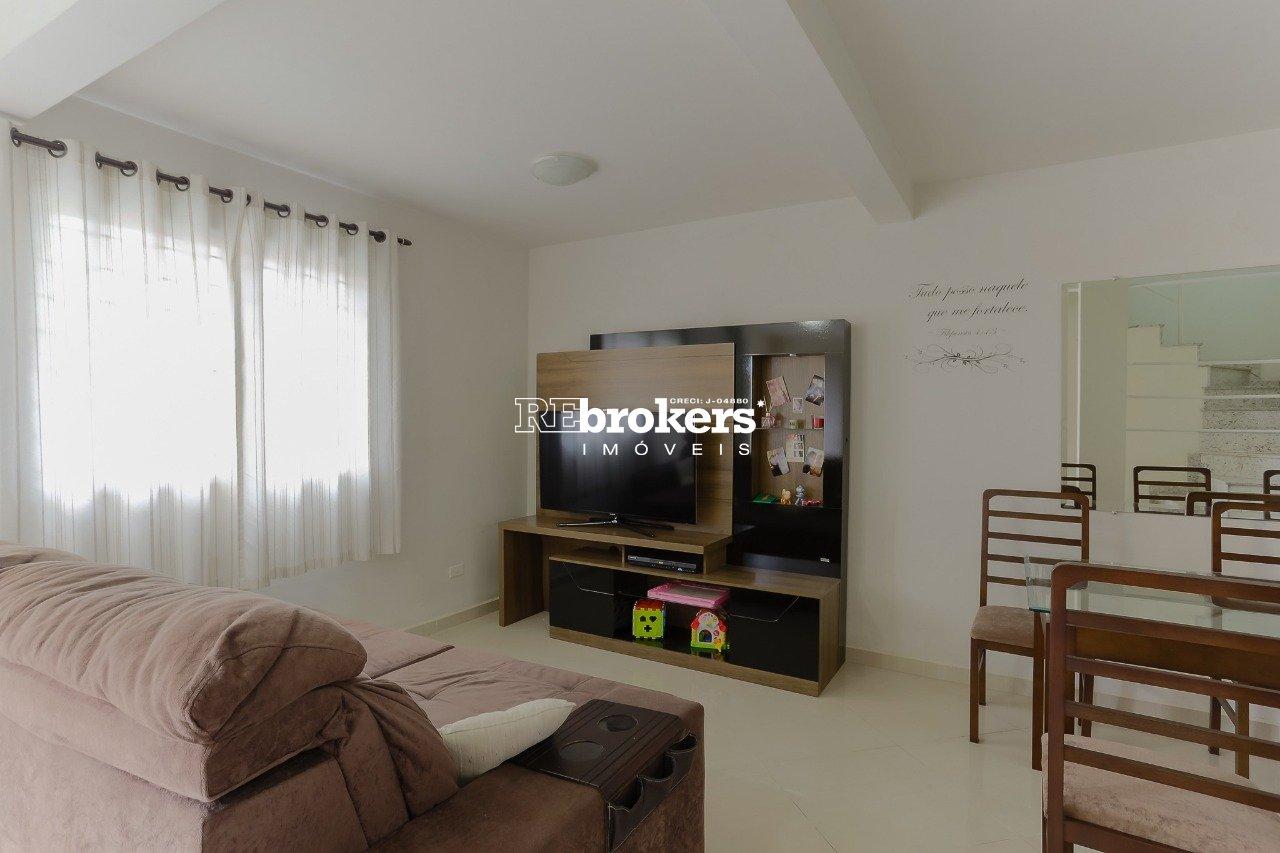 Sobrado com 3 dormitórios à venda em Curitiba, no bairro Fanny