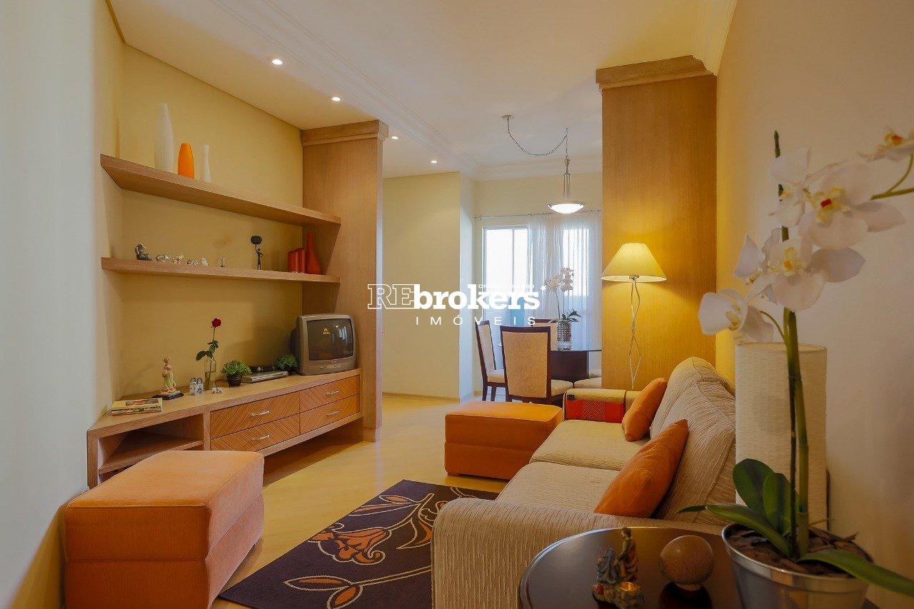 Apartamento com 2 dormitórios à venda em Curitiba, no bairro Novo Mundo