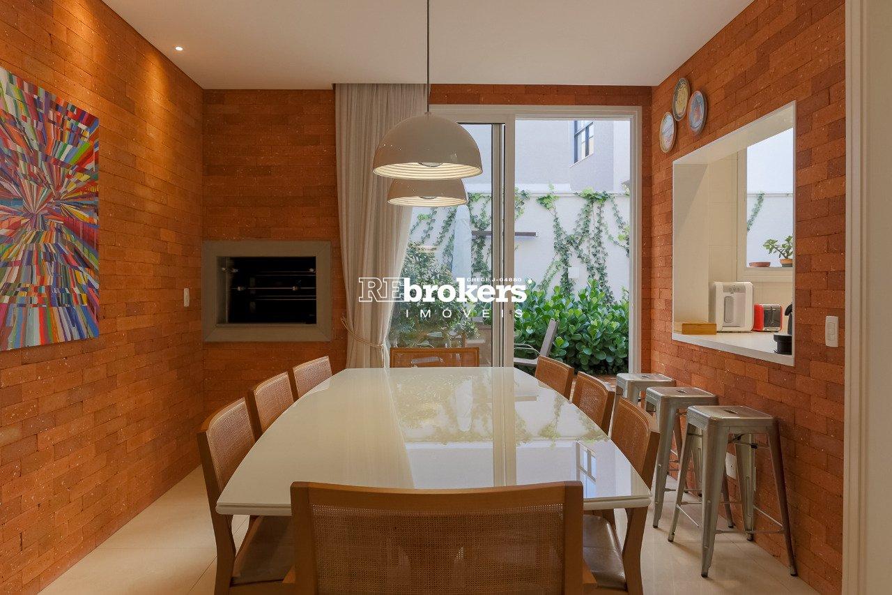 Casa em condomínio com 3 dormitórios à venda em Curitiba, no bairro Vista Alegre