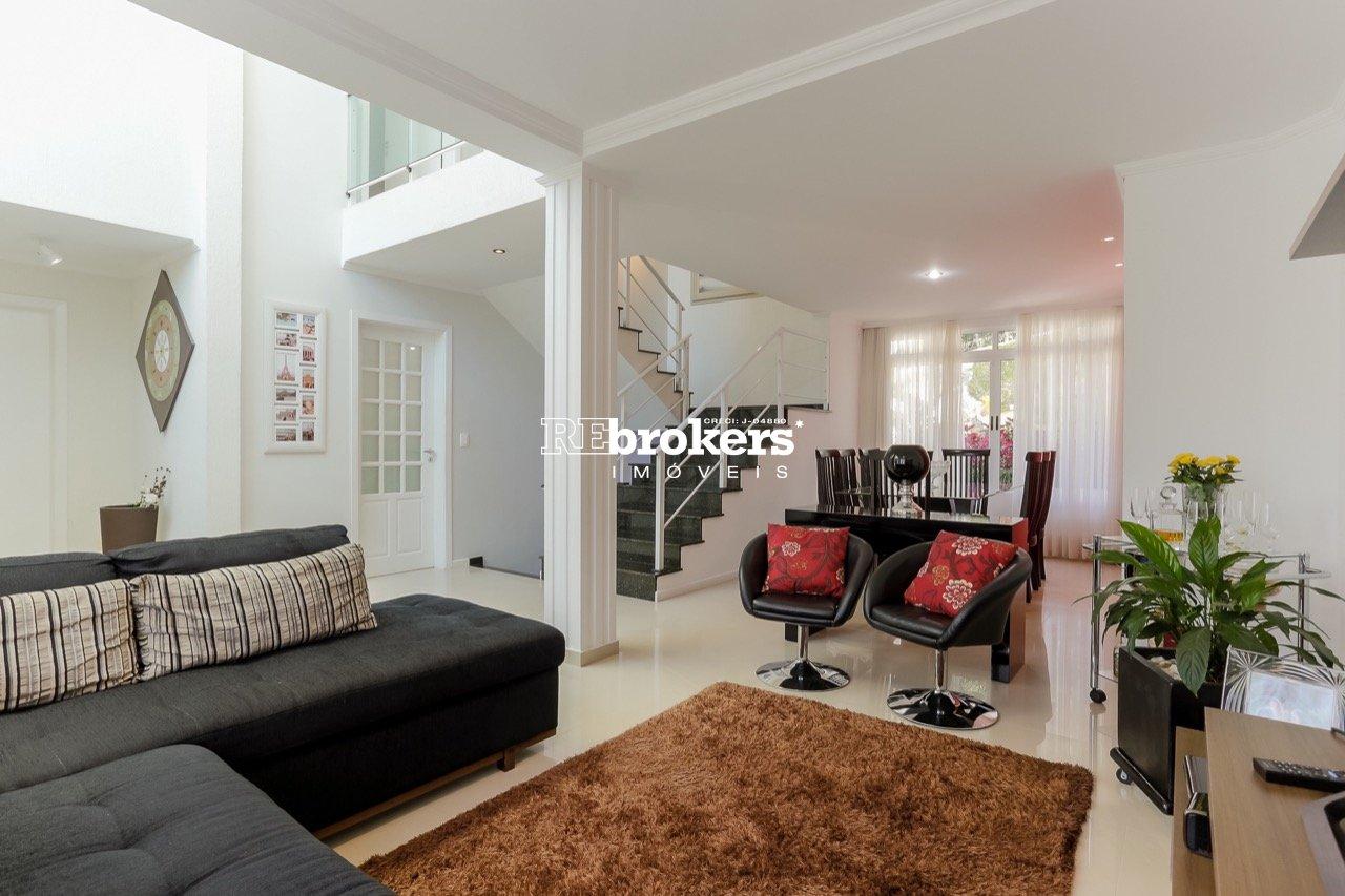 Casa com 3 dormitórios à venda em Curitiba, no bairro Barreirinha