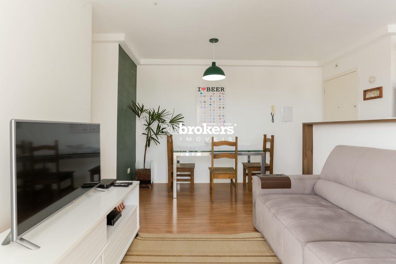 Apartamento com 2 dormitórios à venda em Curitiba, no bairro Lindóia