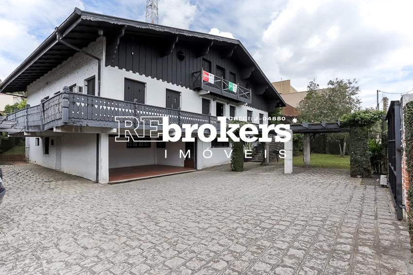 Casa com 4 dormitórios à venda em Curitiba, no bairro Vista Alegre