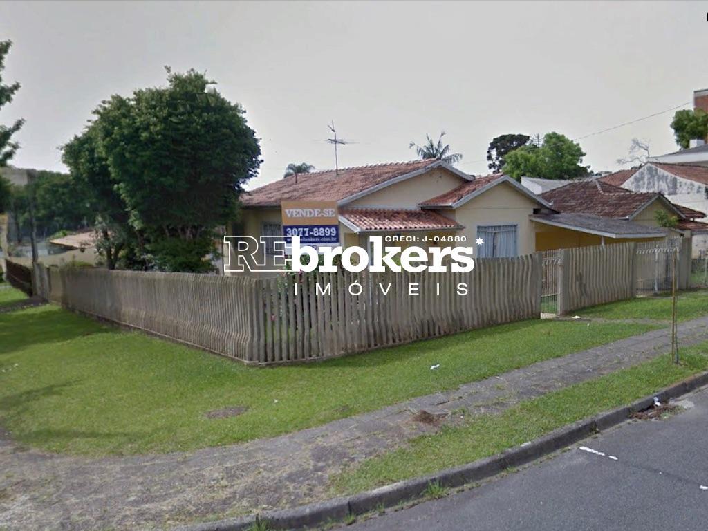 Terreno à venda em Curitiba, no bairro Água Verde