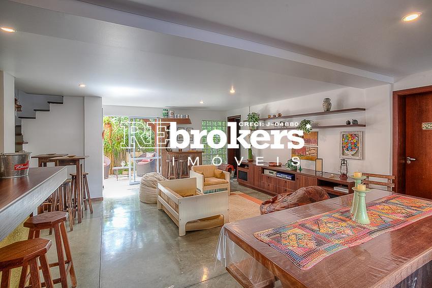 Casa em condomínio com 4 dormitórios para alugar em Curitiba, no bairro Santa Felicidade