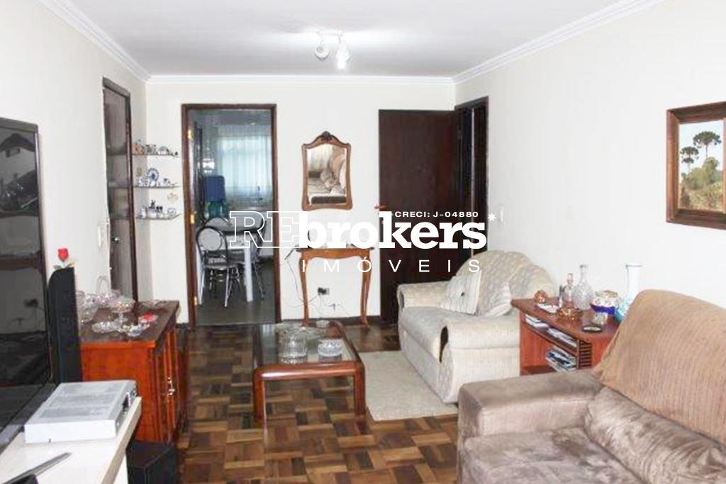 Apartamento em Curitiba, no bairro Juvevê