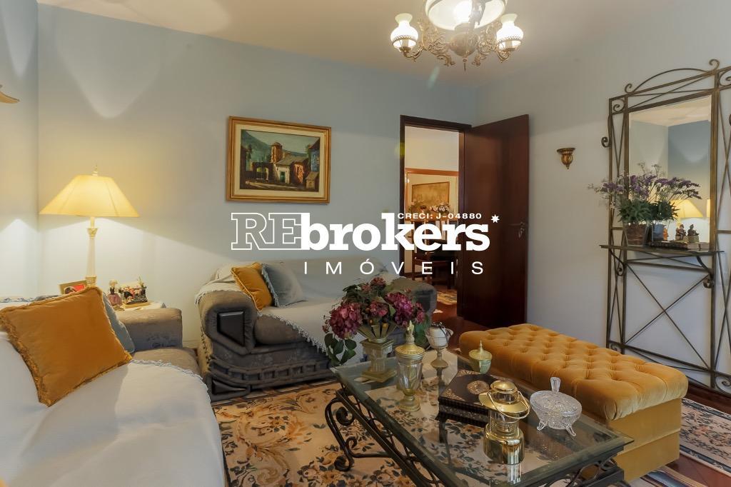 Casa com 4 dormitórios à venda em Curitiba, no bairro Mercês