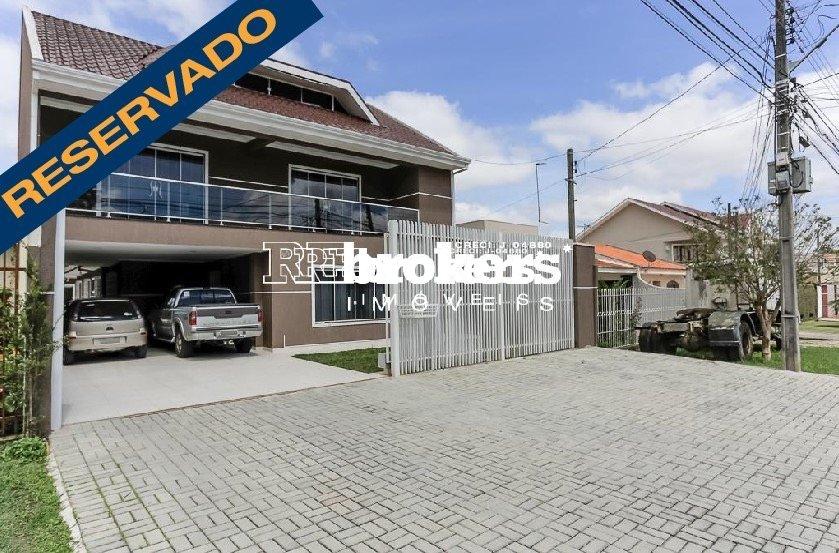 Casa com 4 dormitórios à venda em Curitiba, no bairro Boqueirão