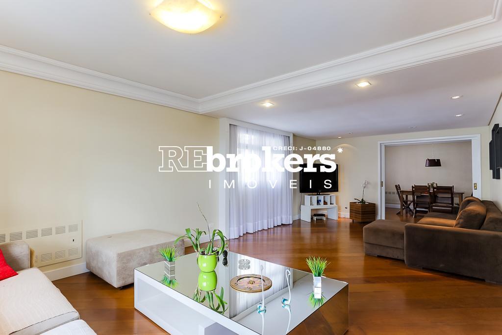 Apartamento com 4 dormitórios à venda em Curitiba, no bairro Batel