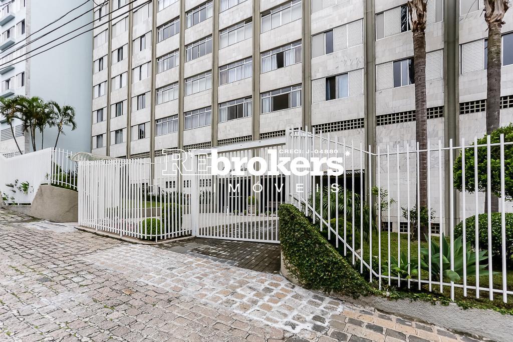 Apartamento em Curitiba, no bairro Centro/Alto da XV