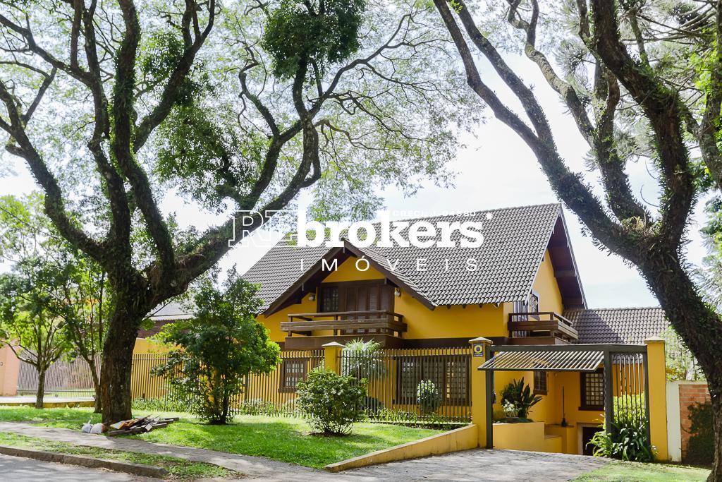 Casa com 5 dormitórios à venda em Curitiba, no bairro Jardim Social