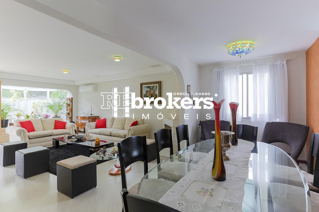 Casa com 4 dormitórios à venda em Curitiba, no bairro São João