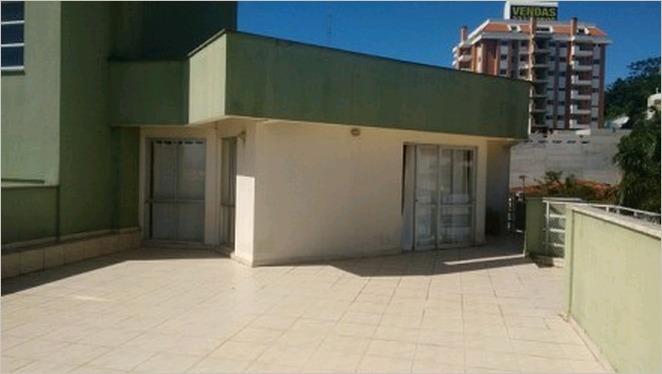 Coberturas de 3 dormitórios à venda em Pantanal, Florianópolis - SC