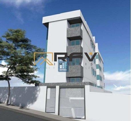 Apartamento de 53,00m²,  à venda