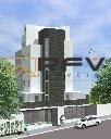 Apartamento de 54,55m²,  à venda