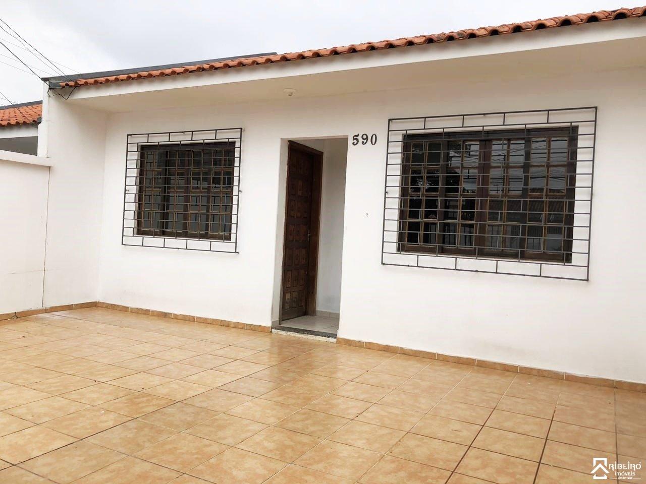 REF. 1313 -  São José Dos Pinhais - Rua Irati, 590