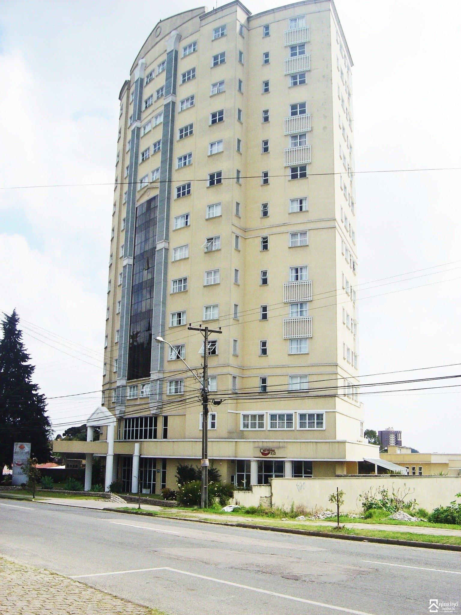 REF. 144 -  São José Dos Pinhais - Rua  Doutor Claudino Dos Santos, 510 - Apto 21