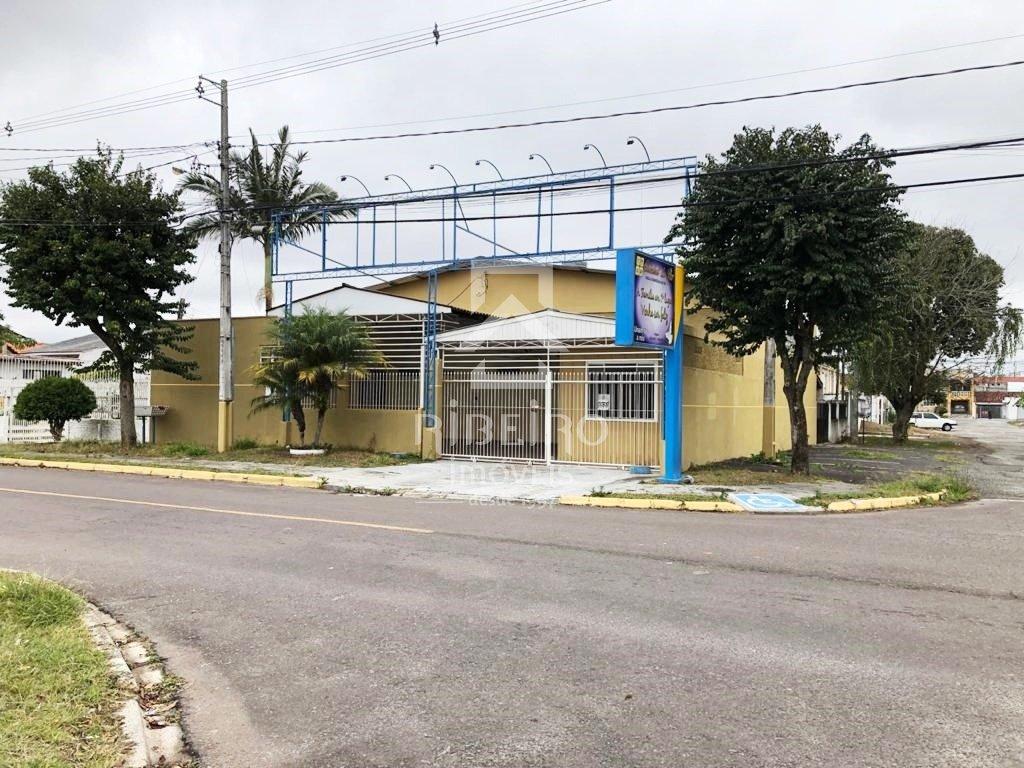 REF. 1826 -  São José Dos Pinhais - Rua  Francisco Beltrao, 394