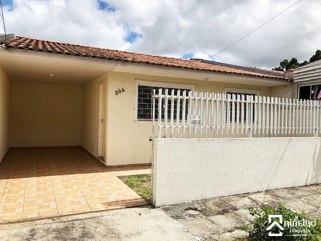 REF. 2191 -  São José Dos Pinhais - Rua  José Vilmar Soares, 304 - Casa 02