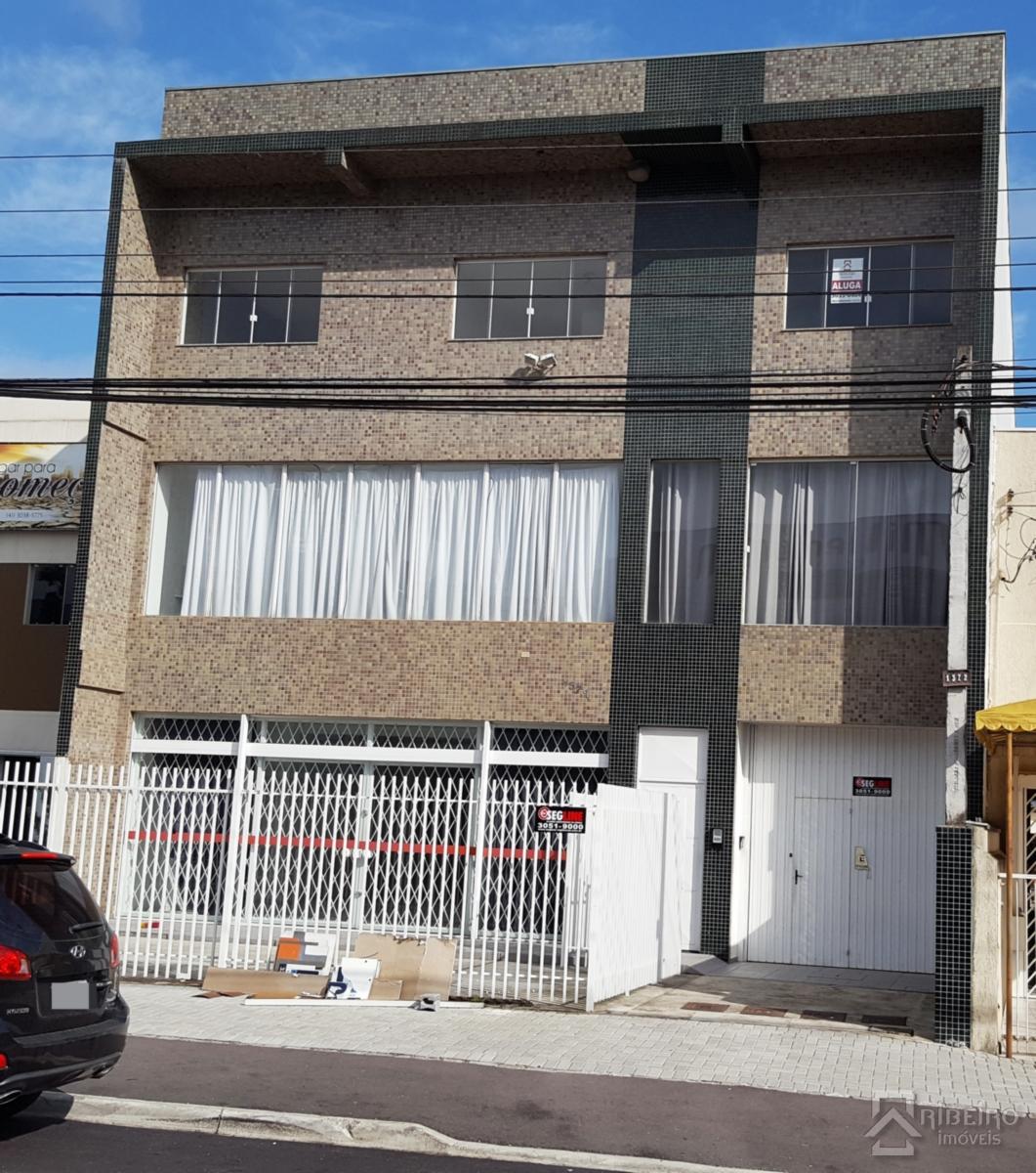 REF. 2439 -  São José Dos Pinhais - Rua  Joaquim Nabuco, 1372 - Apto 07