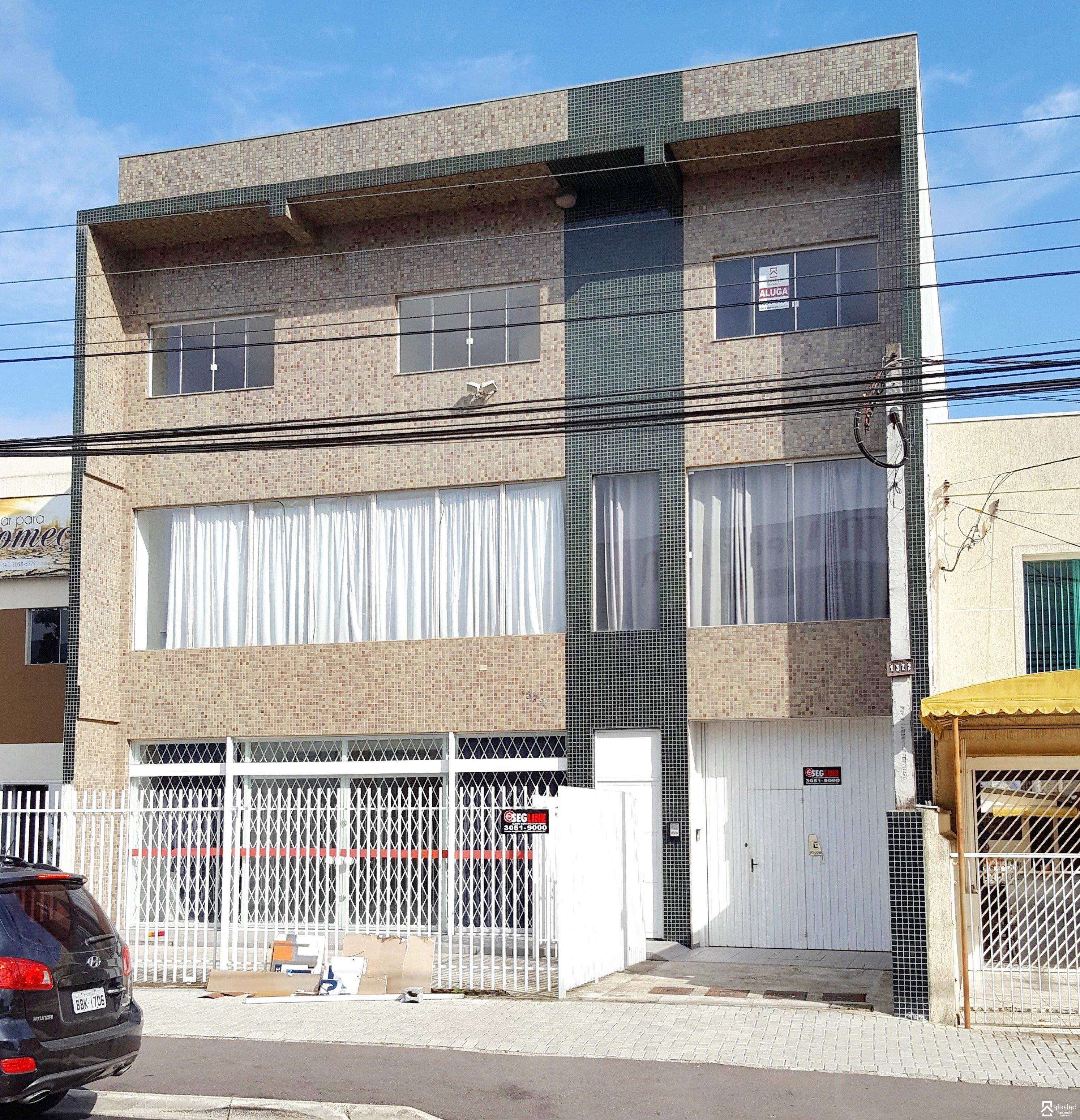 REF. 2508 -  São José Dos Pinhais - Rua  Joaquim Nabuco, 1372 - Apto 01