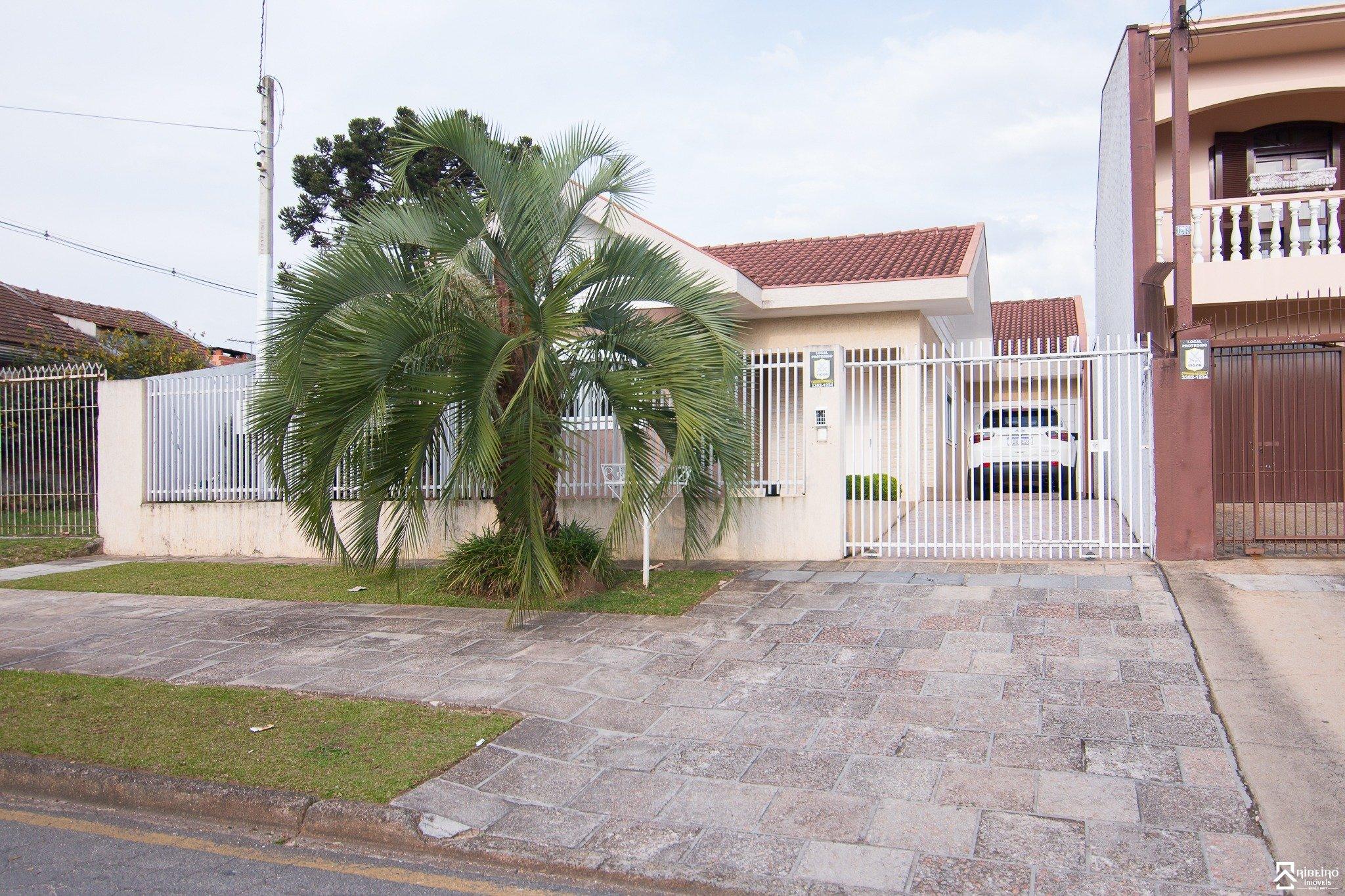 REF. 3270 -  Sao Jose Dos Pinhais - Rua  Marechal Deodoro Da Fonseca, 1249