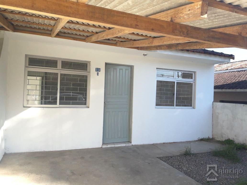 REF. 337 -  São José Dos Pinhais - Rua  Joao Dombrowski, 114 - Casa 01