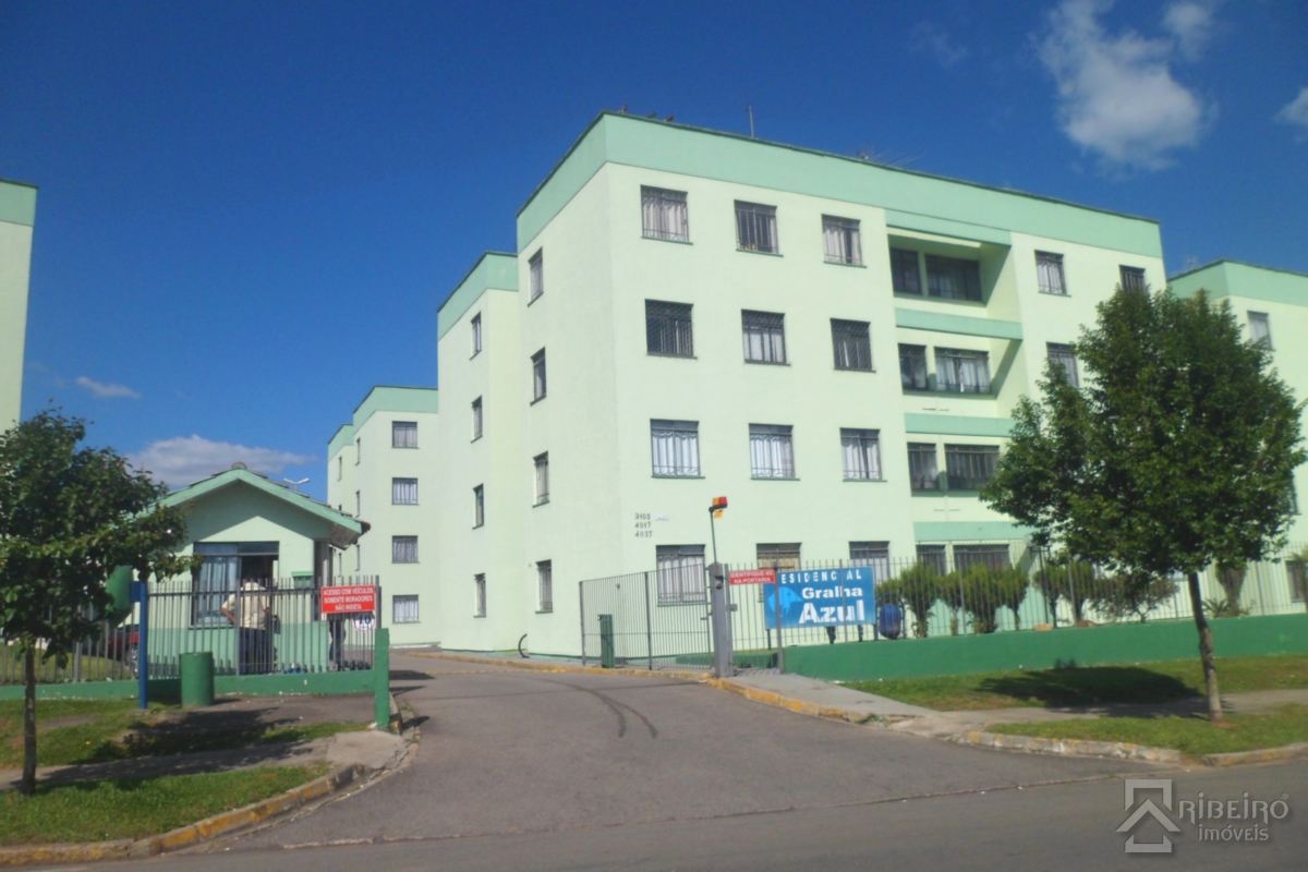 REF. 4168 -  São José Dos Pinhais - Rua  Tenente Djalma Dutra, 4017 - Apto 32 - Bl 06