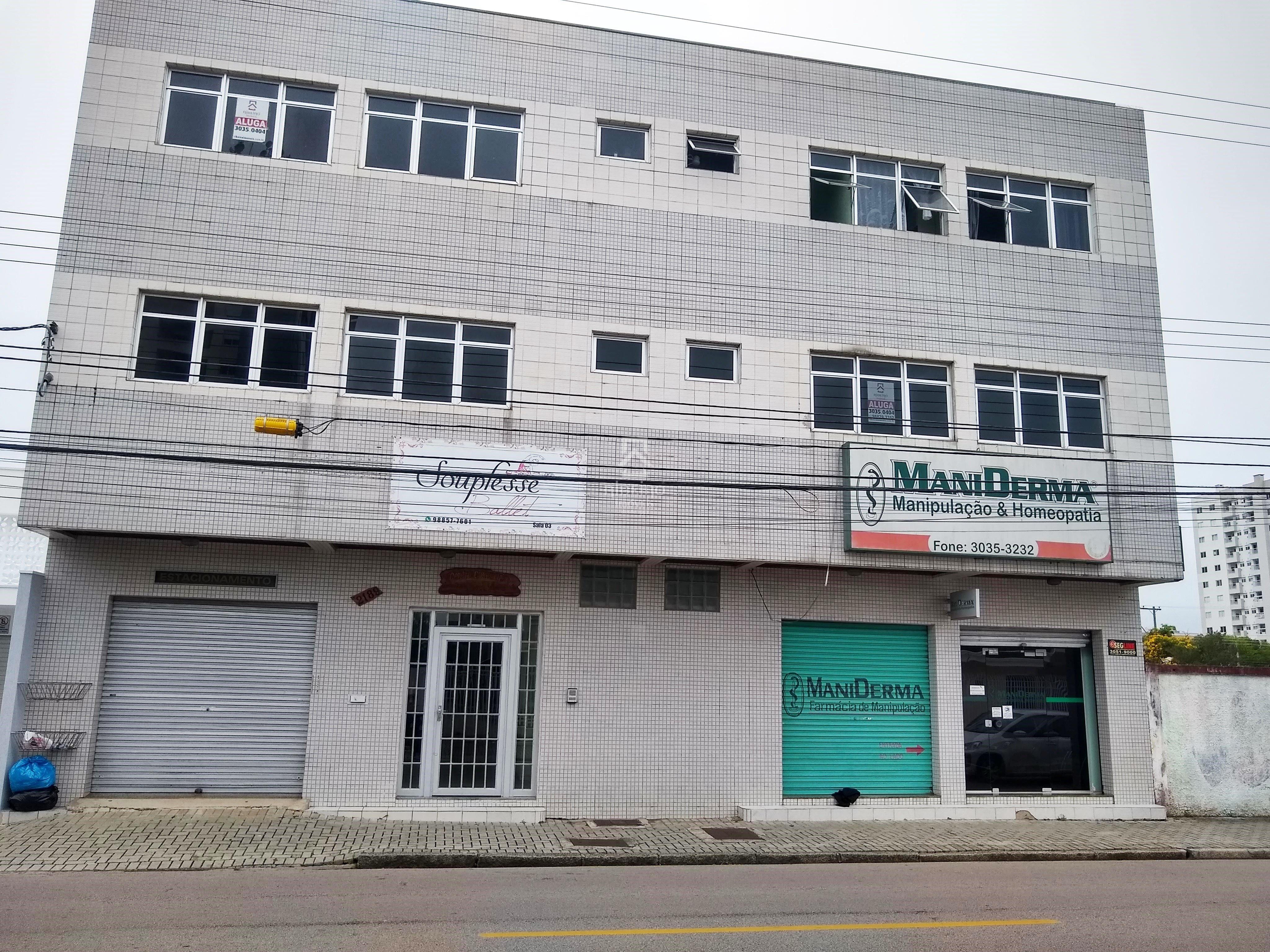 REF. 4568 -  São José Dos Pinhais - Rua  Paulino De Siqueira Cortes, 2189 - SALA 2
