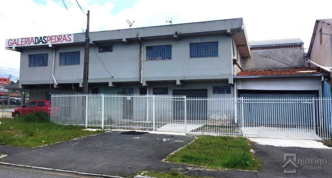 REF. 4946 -  São José Dos Pinhais - Rua  Padre Joao Da Veiga Coutinho, 600 - Apto 01
