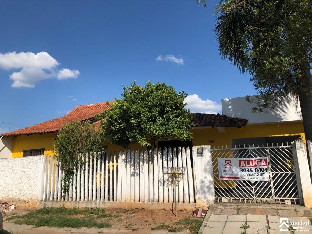 REF. 5058 -  São José Dos Pinhais - Rua  Lyrio Dallagassa, 769