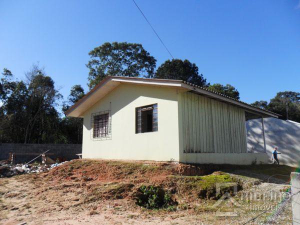 REF. 5181 -  São José Dos Pinhais - Rua  Ernesto Juliatto, 503 - Casa 04