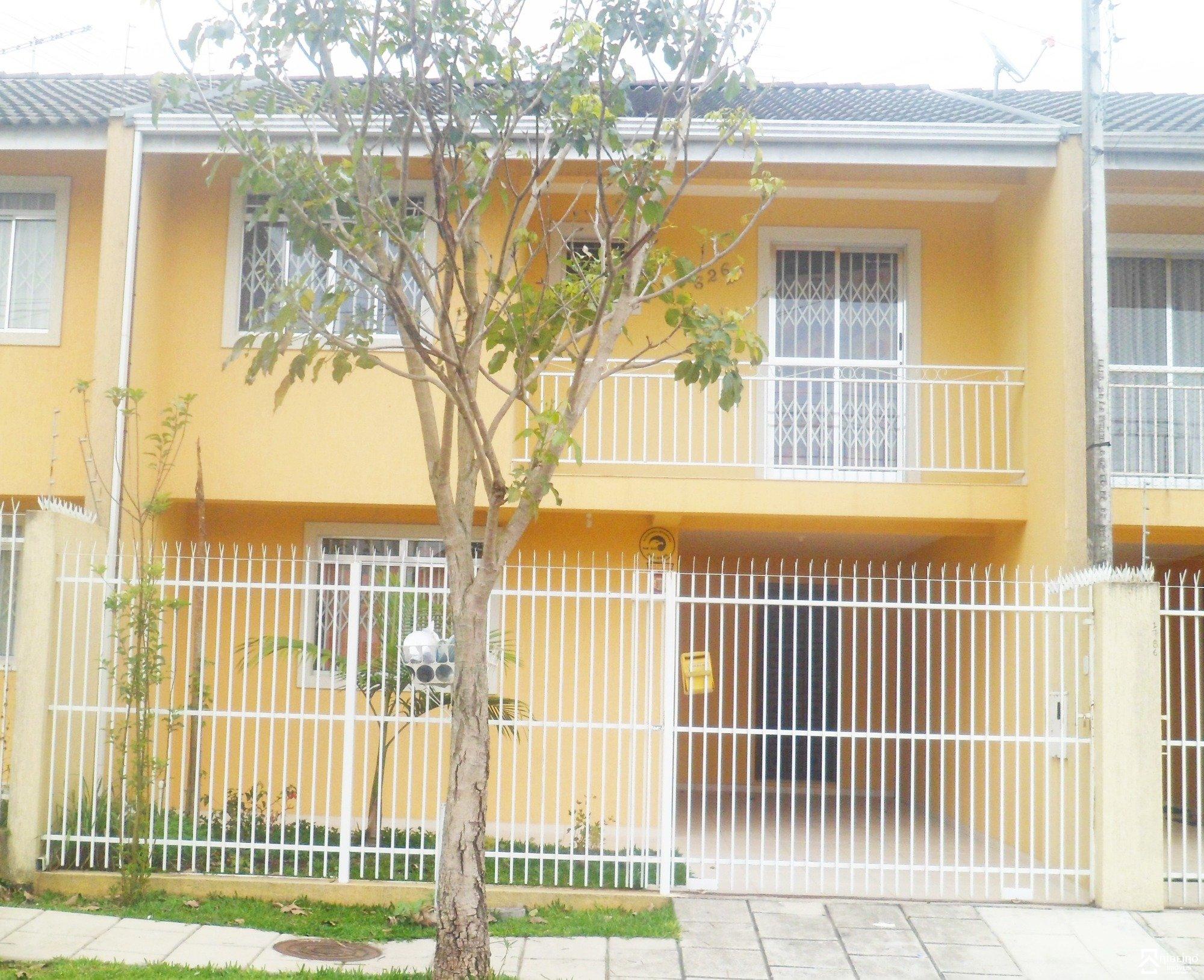 REF. 5377 -  São José Dos Pinhais - Rua Para, 626 - Sobrado 3