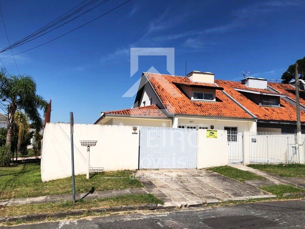 REF. 5487 -  São José Dos Pinhais - Rua  Joao Batista Manzoque, 242