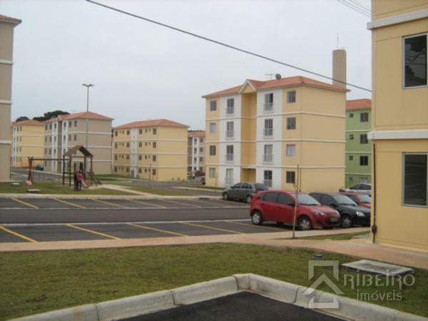 REF. 5681 -  São José Dos Pinhais - Rua  Agenor Lino De Oliveira, 290 - Apto 201 - Bl 3