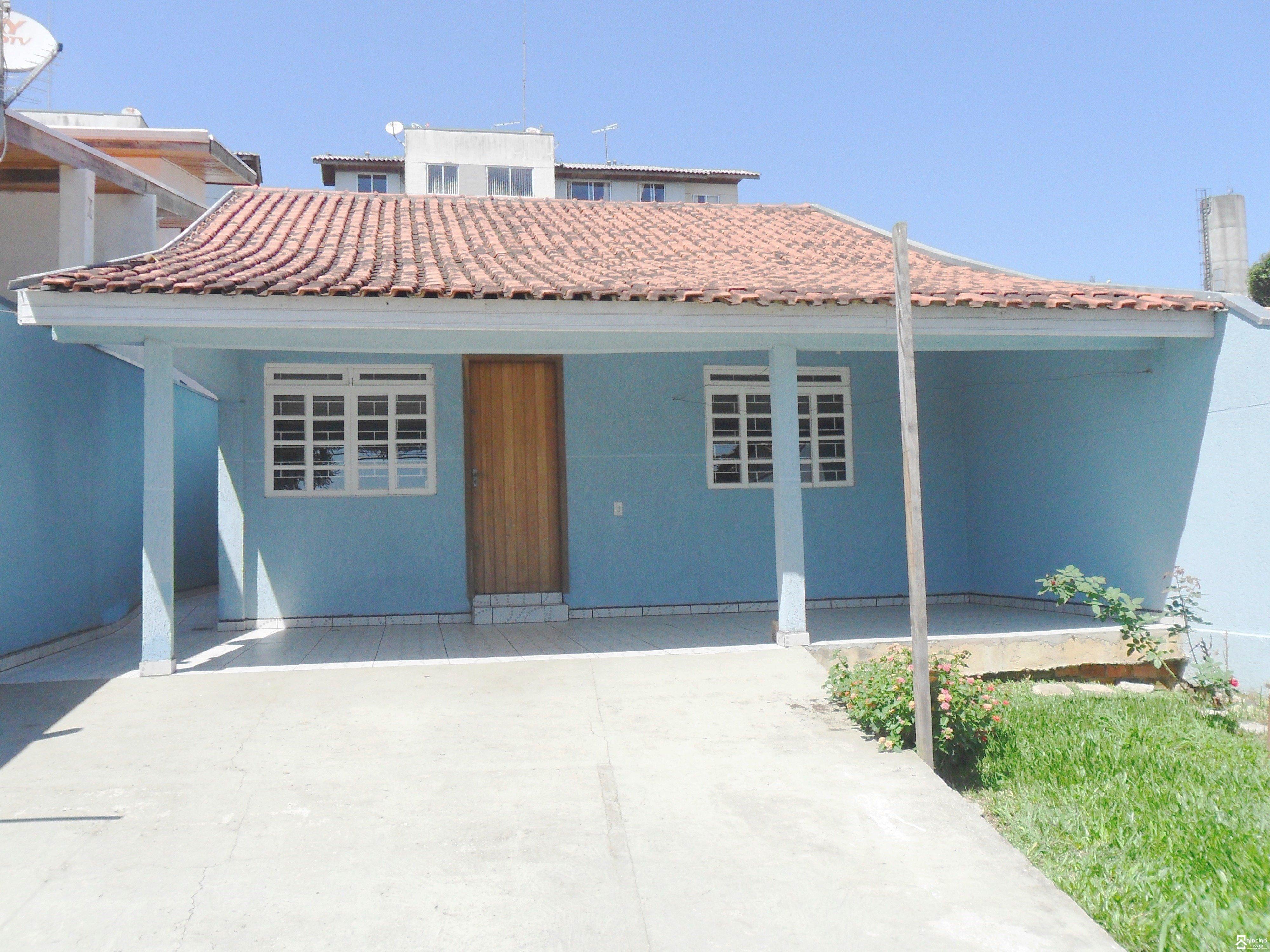 REF. 5951 -  São José Dos Pinhais - Rua  Moacir Tomelin, 188