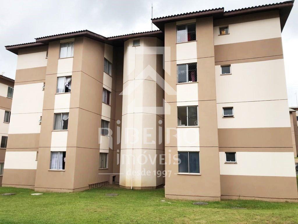 REF. 6385 -  São José Dos Pinhais - Rua  Pedro Plantes Dos Anjos, 200 - Apto 21 - Bl 04