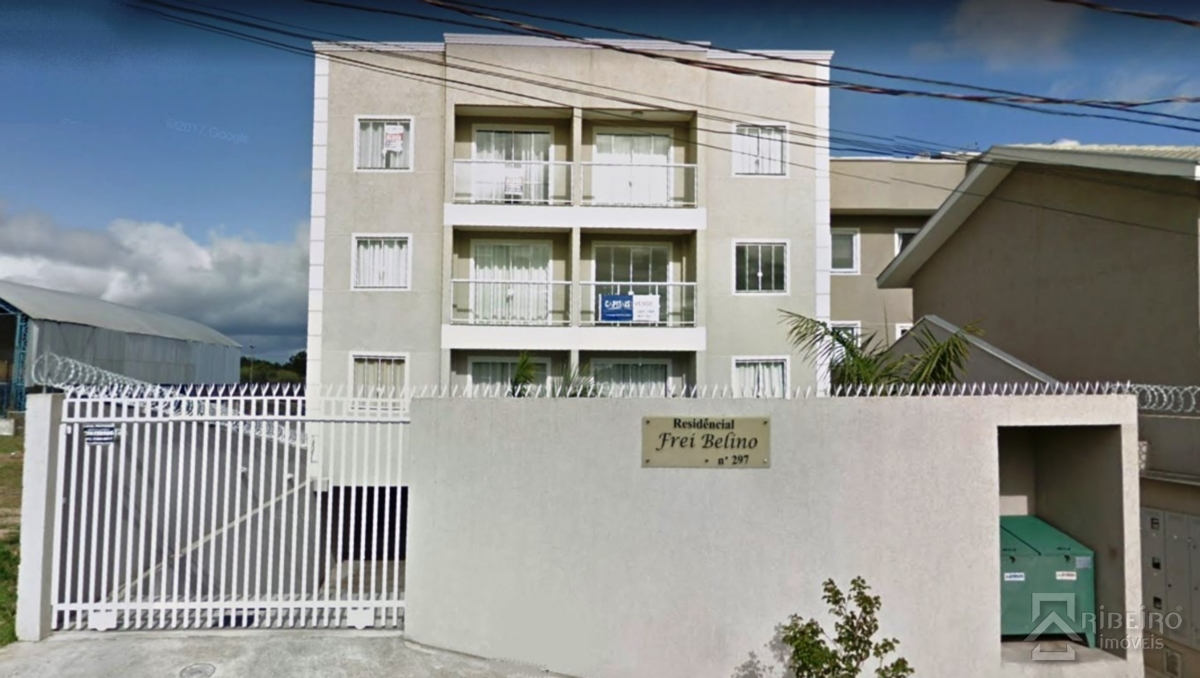 REF. 6455 -  São José Dos Pinhais - Rua  Frei Belino Maria Treviso, 297 - Apto 204