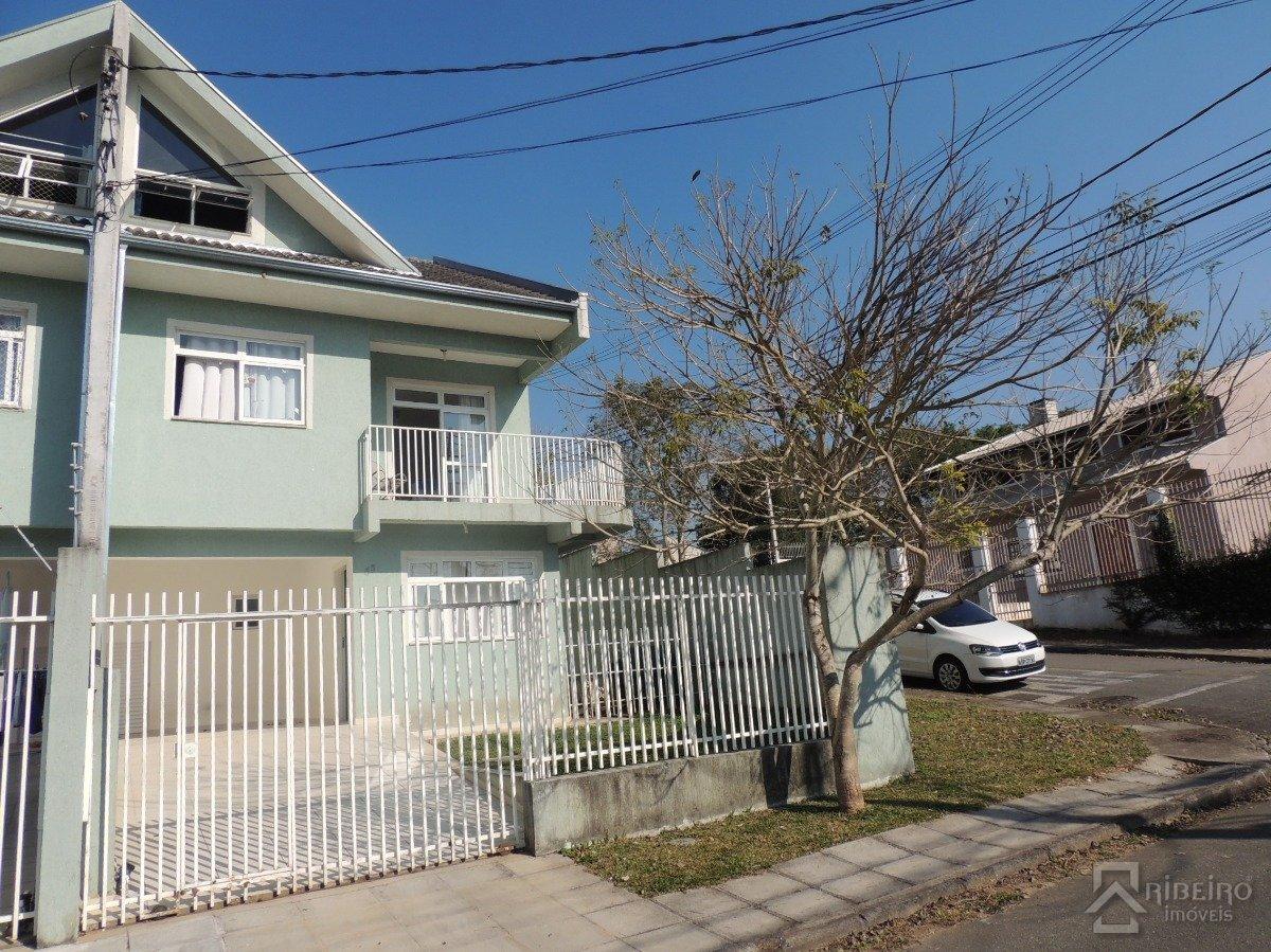 REF. 6597 -  São José Dos Pinhais - Rua  Emmanuel Kant, 33