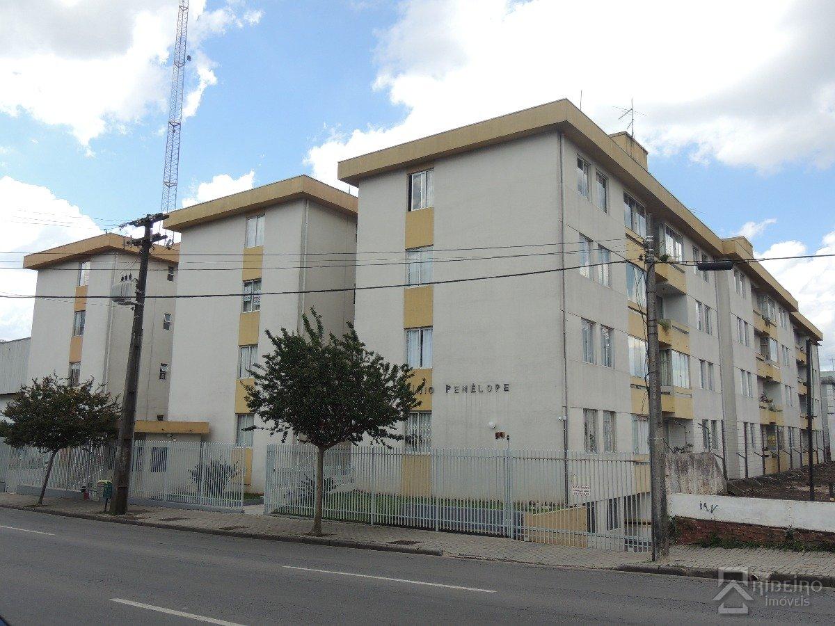 REF. 6708 -  São José Dos Pinhais - Rua  Izabel A Redentora, 2361 - Apto 22 - Bl B