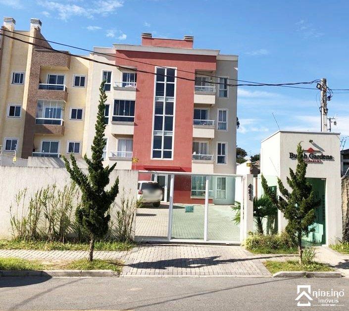 REF. 6815 -  São José Dos Pinhais - Rua  Francisco Zem, 481 - Apto 202
