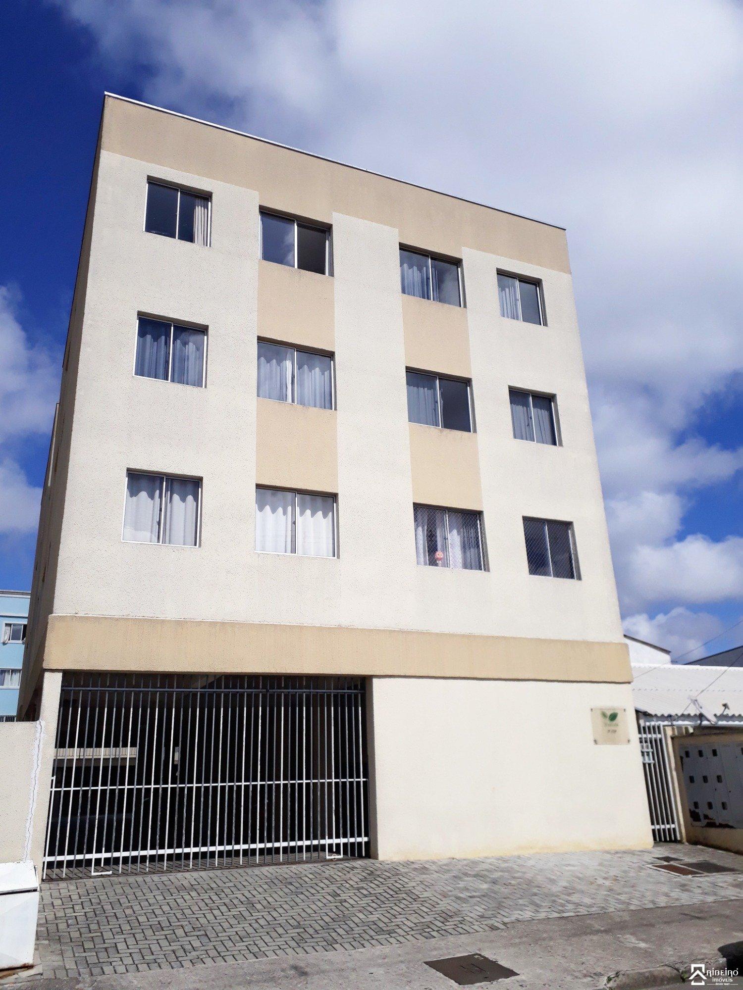 REF. 6932 -  São José Dos Pinhais - Travessa  Luziano Cordeiro, 1758 - Apto 13 - Bl 03