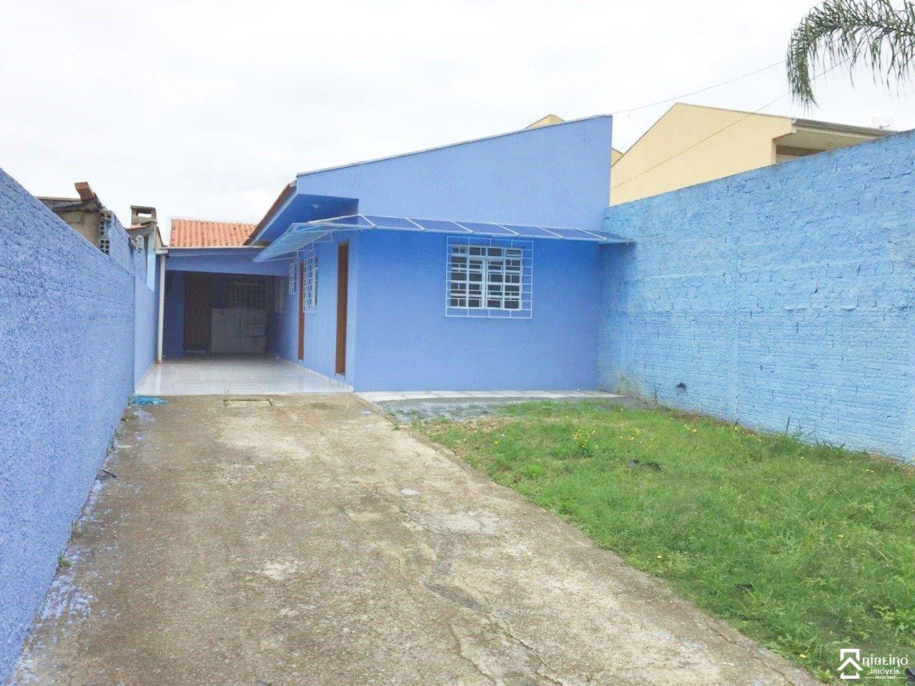 REF. 7056 -  São José Dos Pinhais - Rua  Miguel Alves Da Rocha, 111