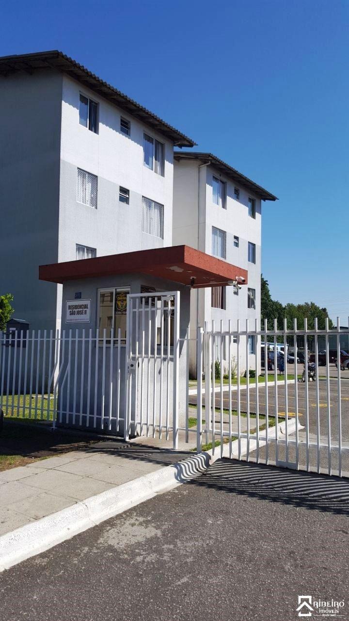 REF. 7130 -  São José Dos Pinhais - Rua  Anneliese Gellert Krigsner, 3033 - Apto 11 - Bl A