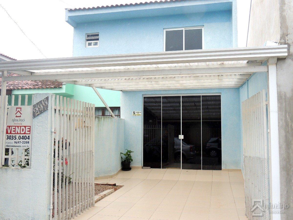 REF. 7138 -  São José Dos Pinhais - Rua Ave-do-paraiso, 296