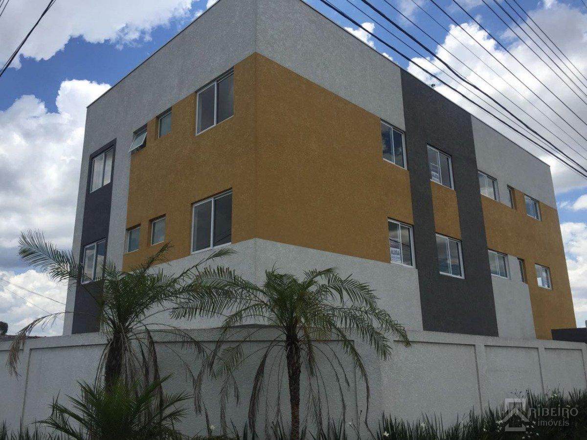 REF. 7163 -  São José Dos Pinhais - Rua Brasilia, 412 - Apto 202