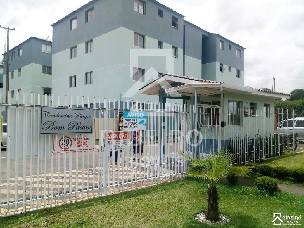 REF. 7187 -  São José Dos Pinhais - Alameda  Bom Pastor, 3361 - Apto 12 - Bl 04