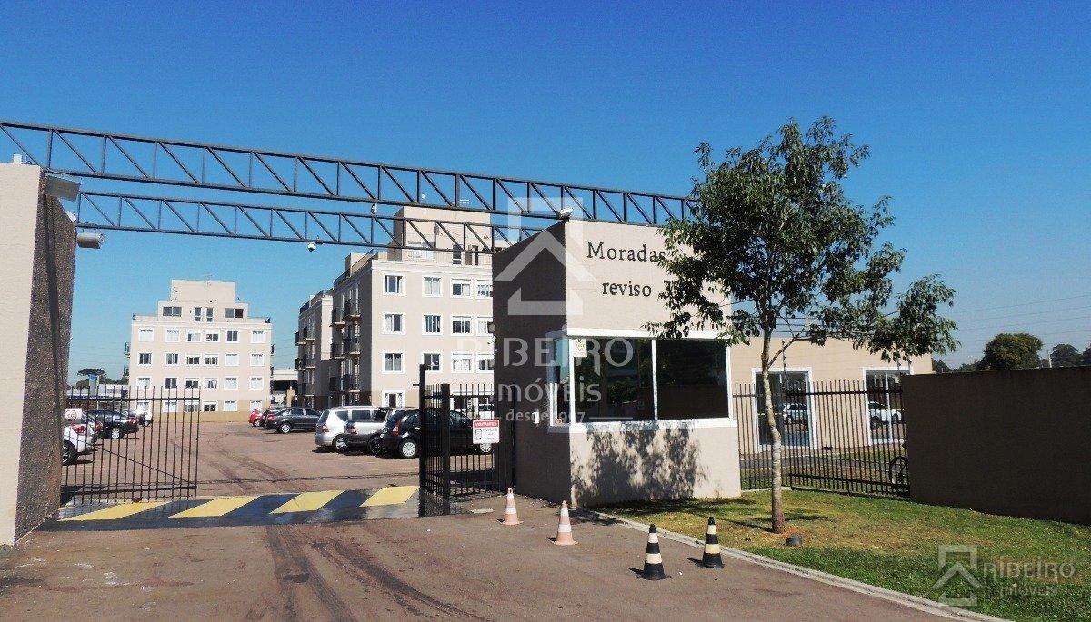REF. 7223 -  São José Dos Pinhais - Rua Acre, 350 - Apto 32 - Bl 05
